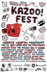 Kazoo! Fest 2012