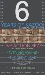6 Years of Kazoo!