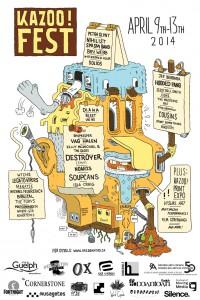 Kazoo! Fest 2014