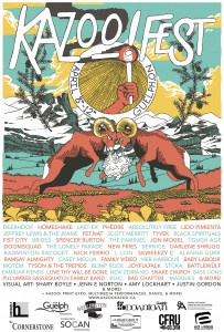 Kazoo! Fest 2015