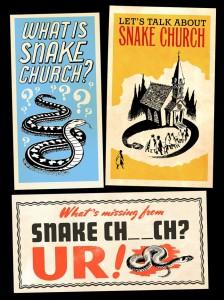 Snake Church